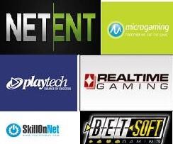 multi software casinos