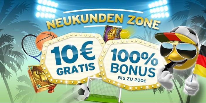 sunny player bonus