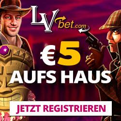 lvbet casino 5 euro ohne einzahlung