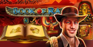 Wo kann man Book of Ra spielen