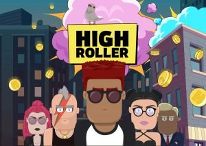 High Roller Casino Screenshot