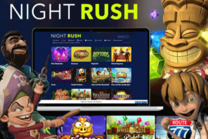 Night Rush Casino Screenshot