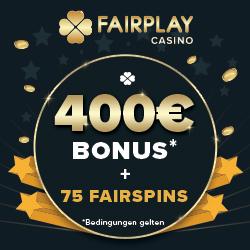 Fairplay Casino Screenshot