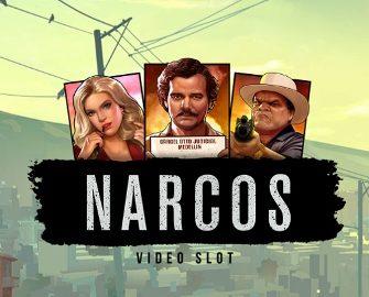 Narcos Slot - Netent
